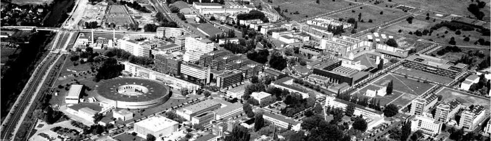 Luftbild Adlershof